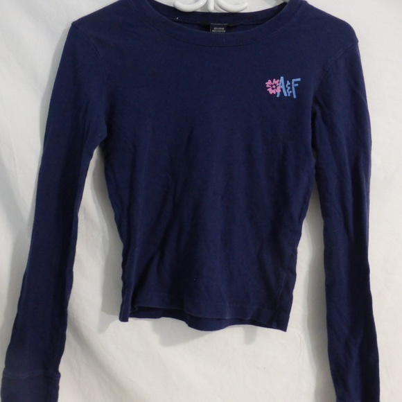 Abercrombie and Fitch long sleeve shirt size small